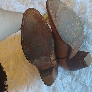 Frye Shoes - Frye Sable Cowgirl Boots